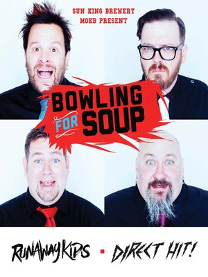 Bowling For Soup, Bottom Lounge, Chicago