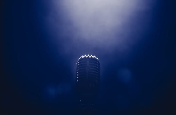 Just one chance to see The Drifters