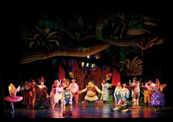 Life Alert Reviews >> Shrek The Musical - Theatre Royal Drury Lane, London ...