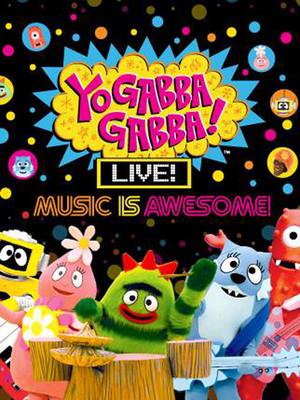 Yo Gabba Gabba Poster