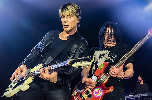 The Goo Goo Dolls, Isleta Casino Resort Showroom, Albuquerque