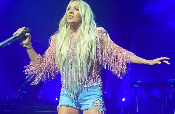 Carrie Underwood, Save Mart Center, Fresno