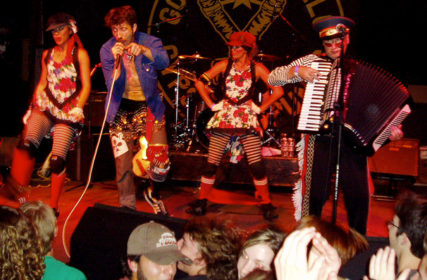 Gogol Bordello, Granada , Kansas City