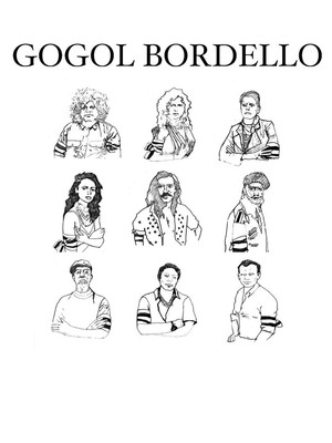 Gogol Bordello, Turner Hall Ballroom, Milwaukee