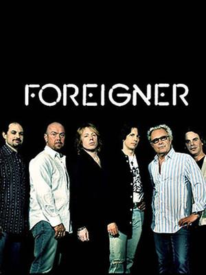 Foreigner at Royal Albert Hall
