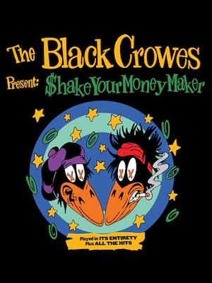 Black Crowes at Shoreline Amphitheatre
