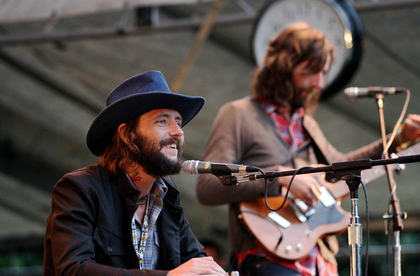 Band Of Horses, Greek Theater, Los Angeles