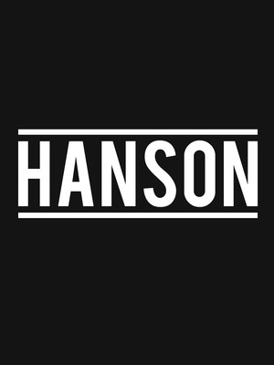 Hanson, Danforth Music Hall, Toronto
