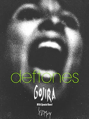 Deftones at Isleta Amphitheater