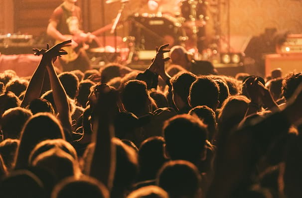 Just one chance to see Jimmy Eat World
