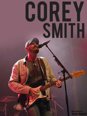 Corey Smith, Music Farm, North Charleston