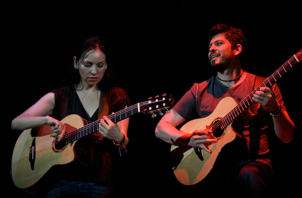 Rodrigo Y Gabriela, Count Basie Theatre, New York