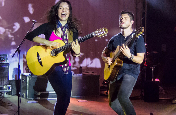 Rodrigo Y Gabriela, Smart Financial Center, Houston