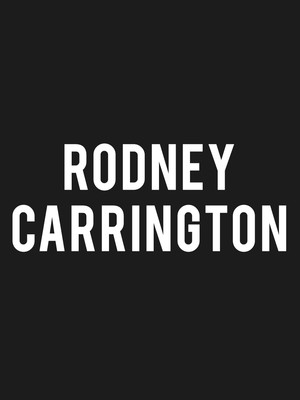Rodney Carrington, Waiting Room Lounge, Omaha