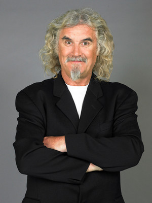 Billy Connolly Poster