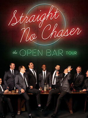 Straight No Chaser at Bergen Performing Arts Center