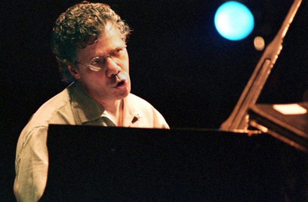 Chick Corea, University At Buffalo Center For The Arts, Buffalo