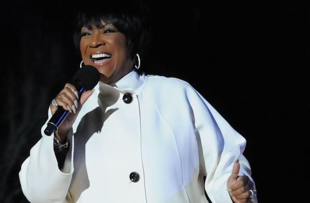 Patti Labelle, Knight Concert Hall, Miami