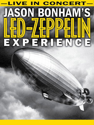 Jason Bonhams Led Zeppelin Experience Poster