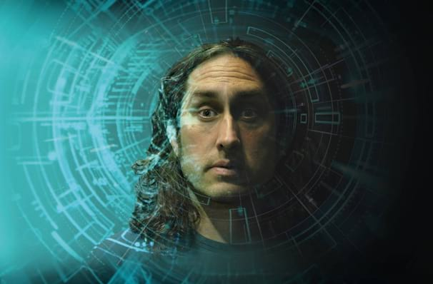Ross Noble, Kings Theatre, Glasgow