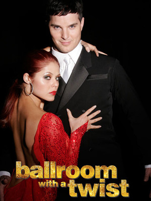 Ballroom with a Twist Poster