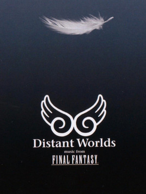 Distant Worlds: Music From Final Fantasy Poster