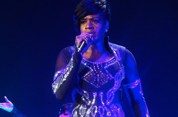 Fantasia Barrino, Music Hall at Fair Park, Dallas