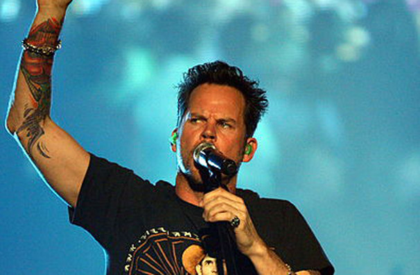 Gary Allan, Robinson Center Performance Hall, Little Rock