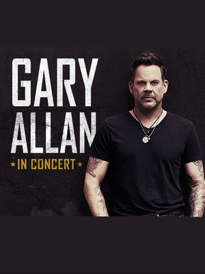 Gary Allan at Kay Yeager Coliseum