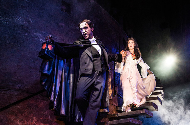 Phantom Of The Opera, Toyota Oakdale Theatre, Hartford