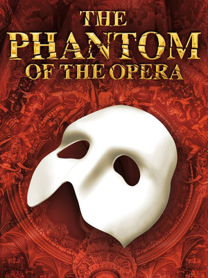 Phantom Of The Opera at Pantages Theater Hollywood