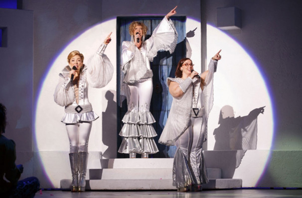 Mamma Mia, Buell Theater, Denver