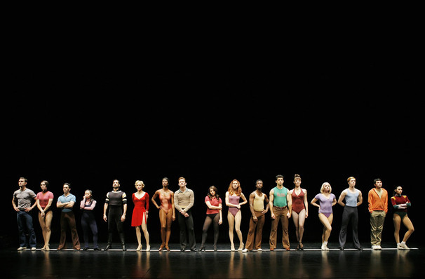 A Chorus Line, Fox Theatre, Detroit