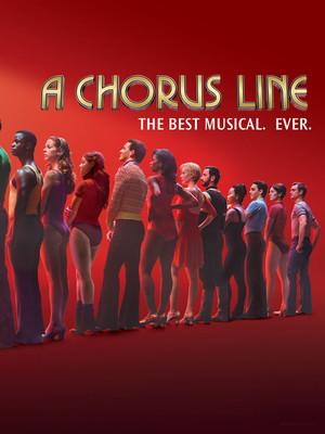 A Chorus Line at California Theatre Of The Performing Arts