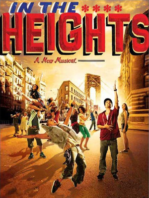 In The Heights, California Theatre Of The Performing Arts, San Bernardino