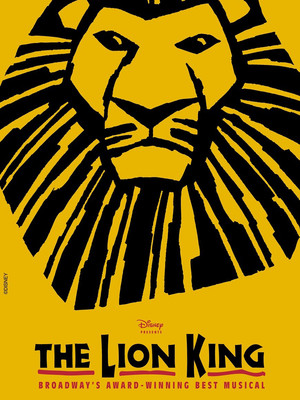 The Lion King, Segerstrom Hall, Costa Mesa