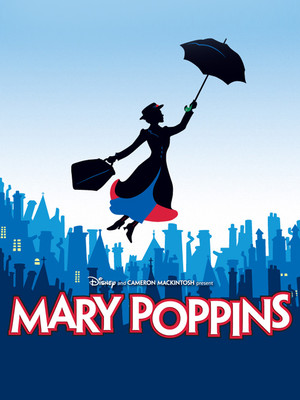 Mary Poppins, Centrepointe Theatre, Ottawa