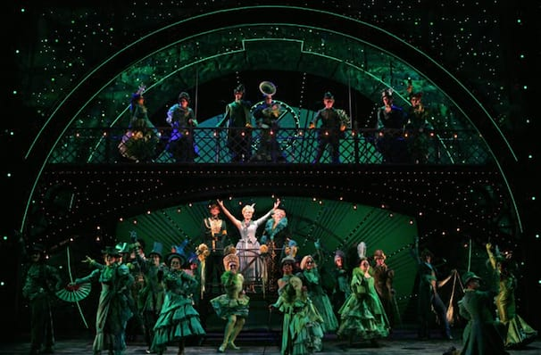 Wicked Releases 15th Anniversary Deluxe Album