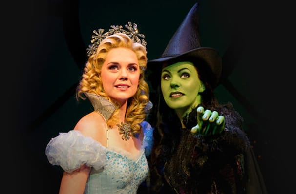 Wicked Pantages Theater Hollywood Los Angeles Ca
