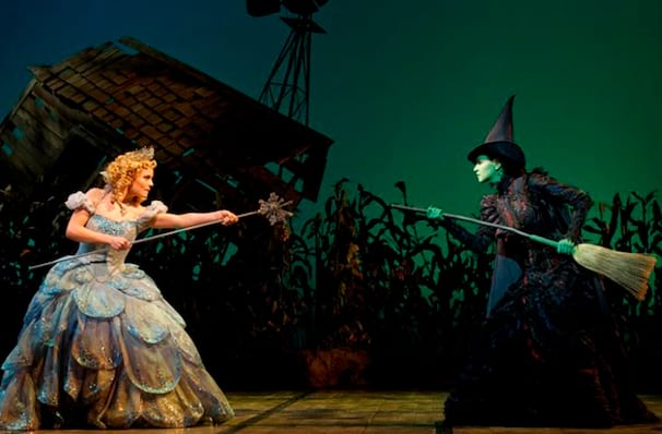 Wicked, Keller Auditorium, Portland