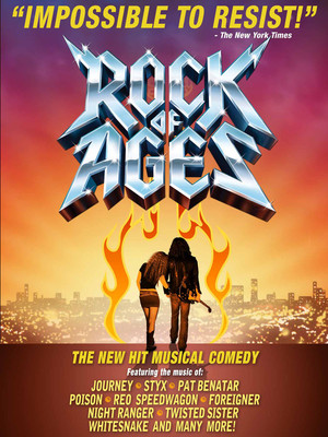 Rock of Ages at Sony Centre for the Performing Arts