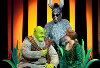 Shrek Orpheum Theater Minneapolis Mn Tickets