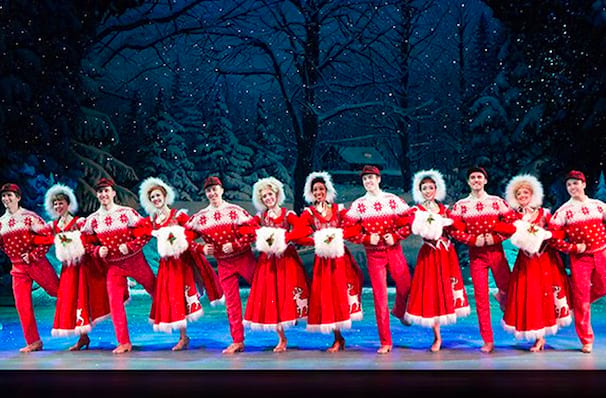 Irving Berlins White Christmas, Cadillac Palace Theater, Chicago