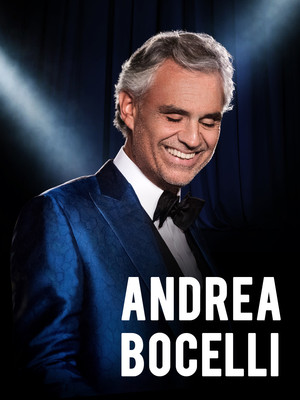 Andrea Bocelli at Centre Bell