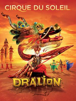 Cirque du Soleil - Dralion Poster