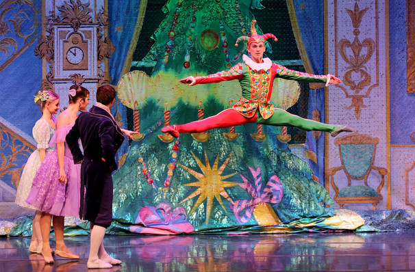 Moscow Ballet S Great Russian Nutcracker Boston Opera
