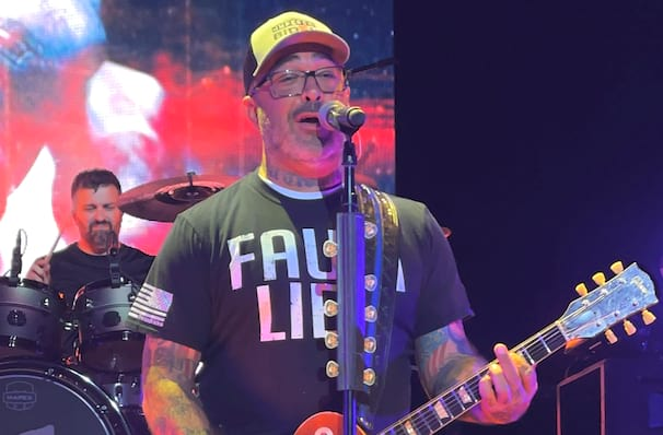 Don't miss Aaron Lewis one night only!
