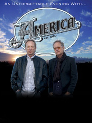 America at Tilles Center Concert Hall