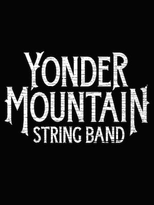 Yonder Mountain String Band at Delmar Hall