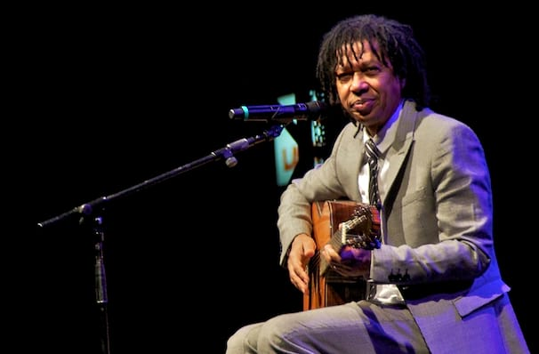 Djavan, Bob Carr Theater at Dr Phillips Center, Orlando